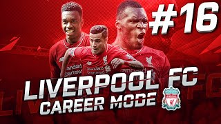 FIFA 16 Liverpool Career Mode - 3 TITLE CHANCES STILL IN OUR HANDS! - Season 1 Episode 16