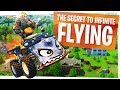 The Secret Tricks to Infinite Flying w/ Quad Crashers