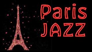 Paris JAZZ Music - Night Smooth JAZZ: Chill Background Sax JAZZ Playlist