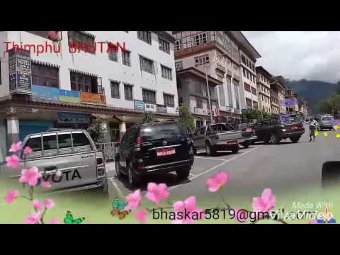 Thimphu  BHUTAN  🌹🌹🌹