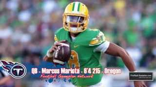 Football Gameplan's 2015 NFL Mock Draft - January Free HD Video