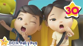 Are We Nearly There Yet? | How To Nursery Rhymes | Little Baby Bum | Baby Songs For Learning