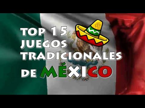 Top Juegos Tradicionales De Mexico Youtube