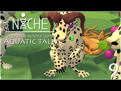 A Surprising Case of Froggy Feet • Niche: Supermutation - Episode #9