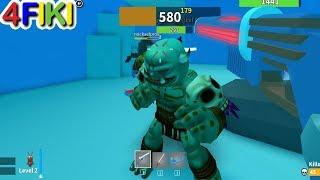 A Monster Invasion - Aenh Roblox Monster Battle