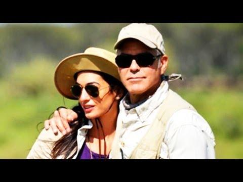 Meet George Clooney's fiancée Amal Alamuddin