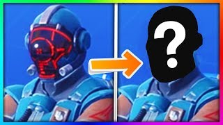 Masked Skin Face Reveals You Need To See To Believe (Fortnite)