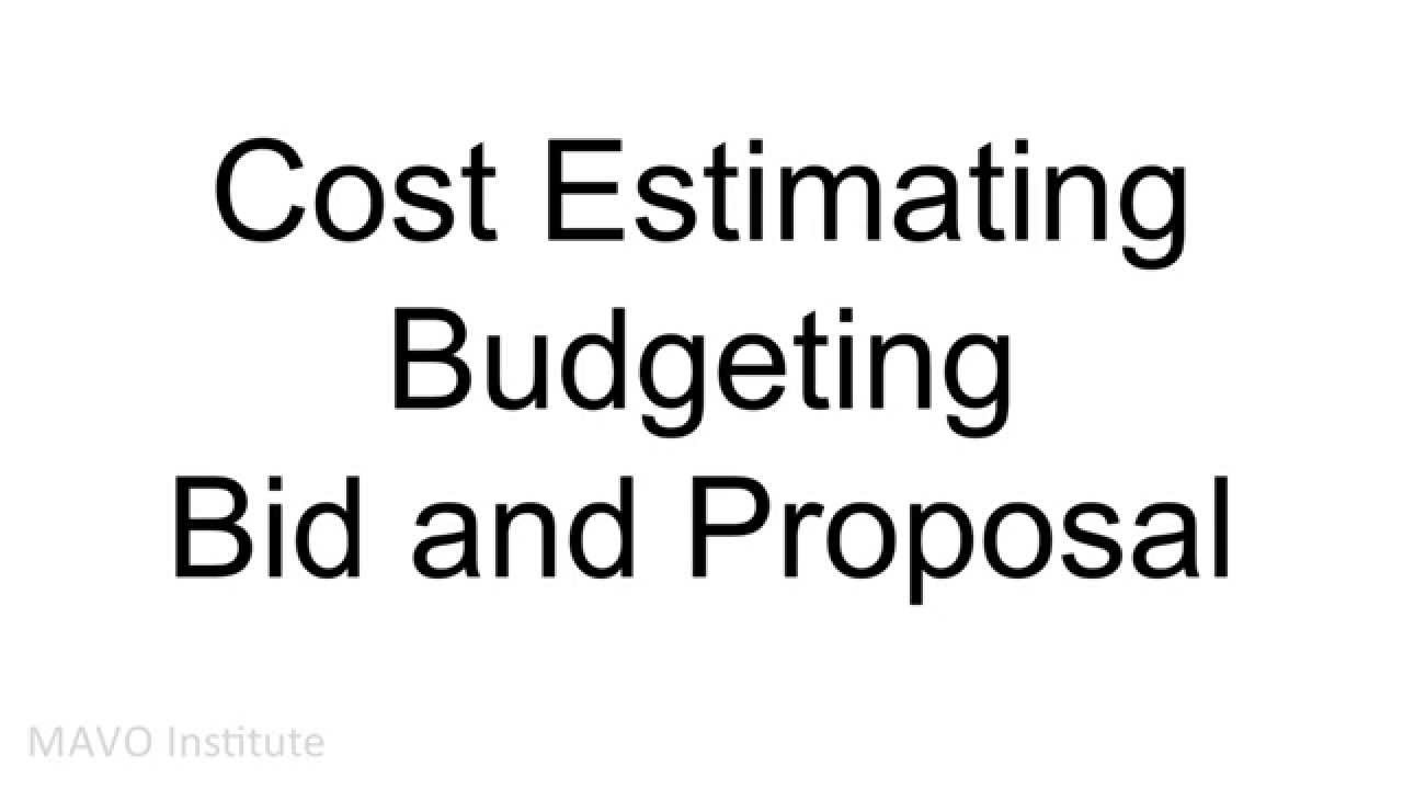 Project management tutorial cost planning in project management project management tutorial cost planning in project management xflitez Gallery