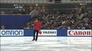 [HD]Takuya KONDOH - All-Japan championship 2010