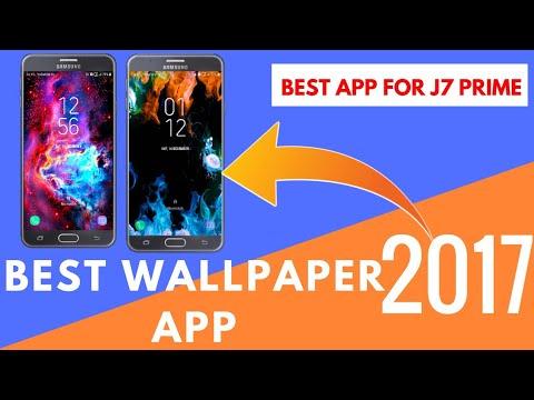 Galaxy J7 Prime Best Wallpaper App Awesome Wallpaper App