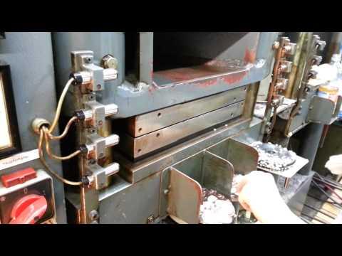 Vinyl Record Pressing: Splatter Color Vinyl Process - Furnace MFG