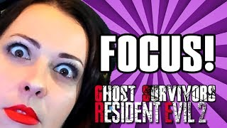 RESIDENT EVIL 2 Remake Ghost Survivors RUNAWAY - TIME TO FOCUS