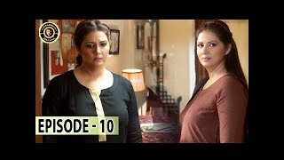 Meraas Episode 10 - 9th Feb 2018 - Fahad & Saboor Ali - Top Pakistani Drama