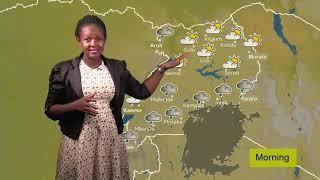 Weather forecast for 03 04 2019 by Daphine Kabasita Nsamba