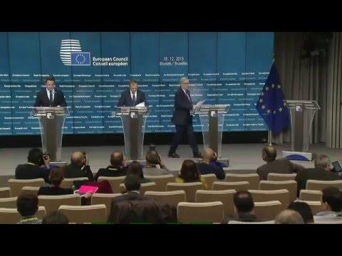 European Council December 2015 - Highlights
