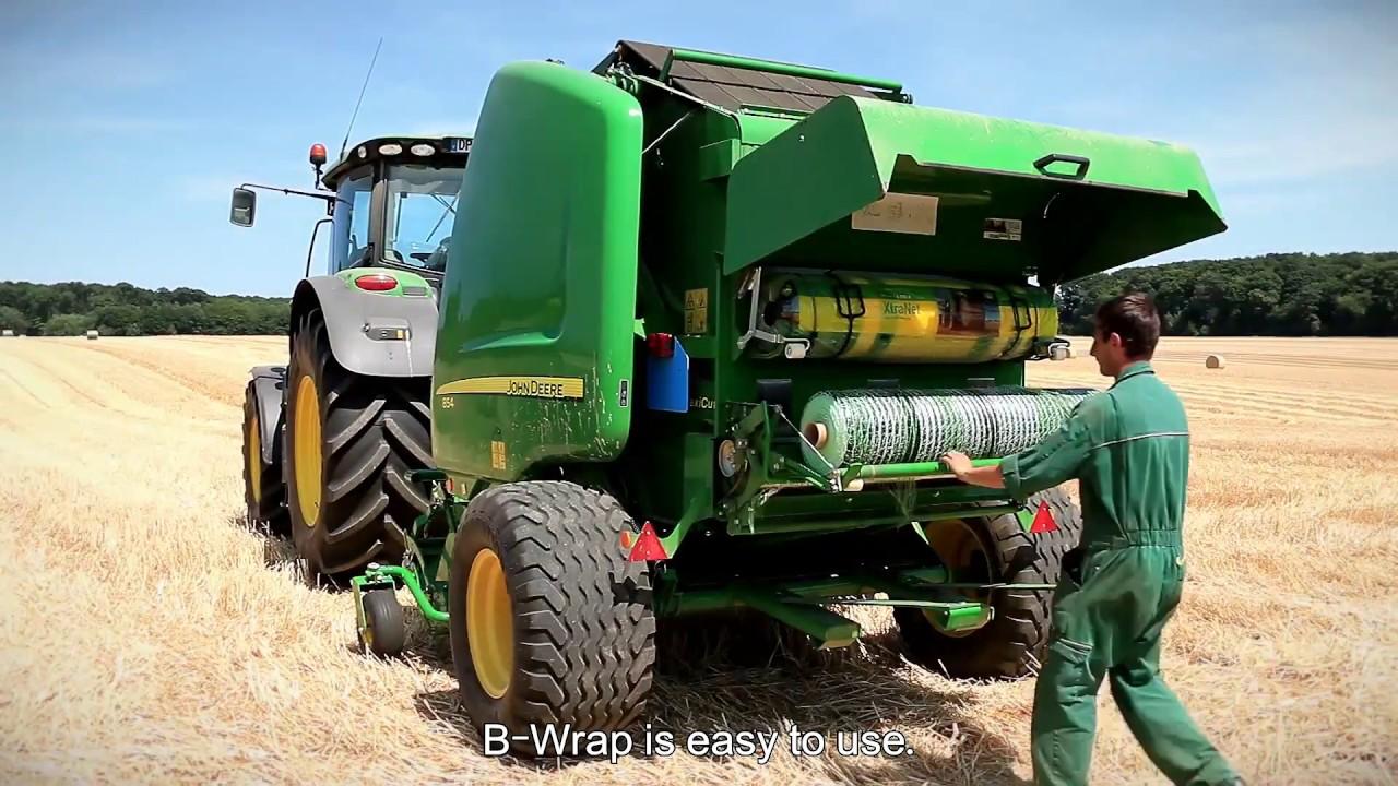 John Deere B-Wrap® | Tama UAT United Kingdom