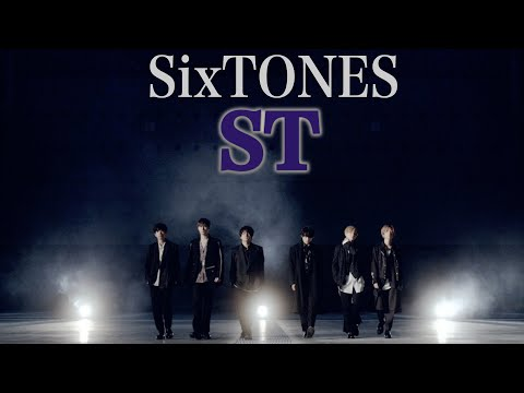 """SixTONES - ST (Music Video) [YouTube Ver.] (from Album """"1ST"""")"""