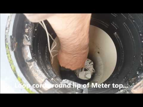 A Water Meter Scalping Expedition