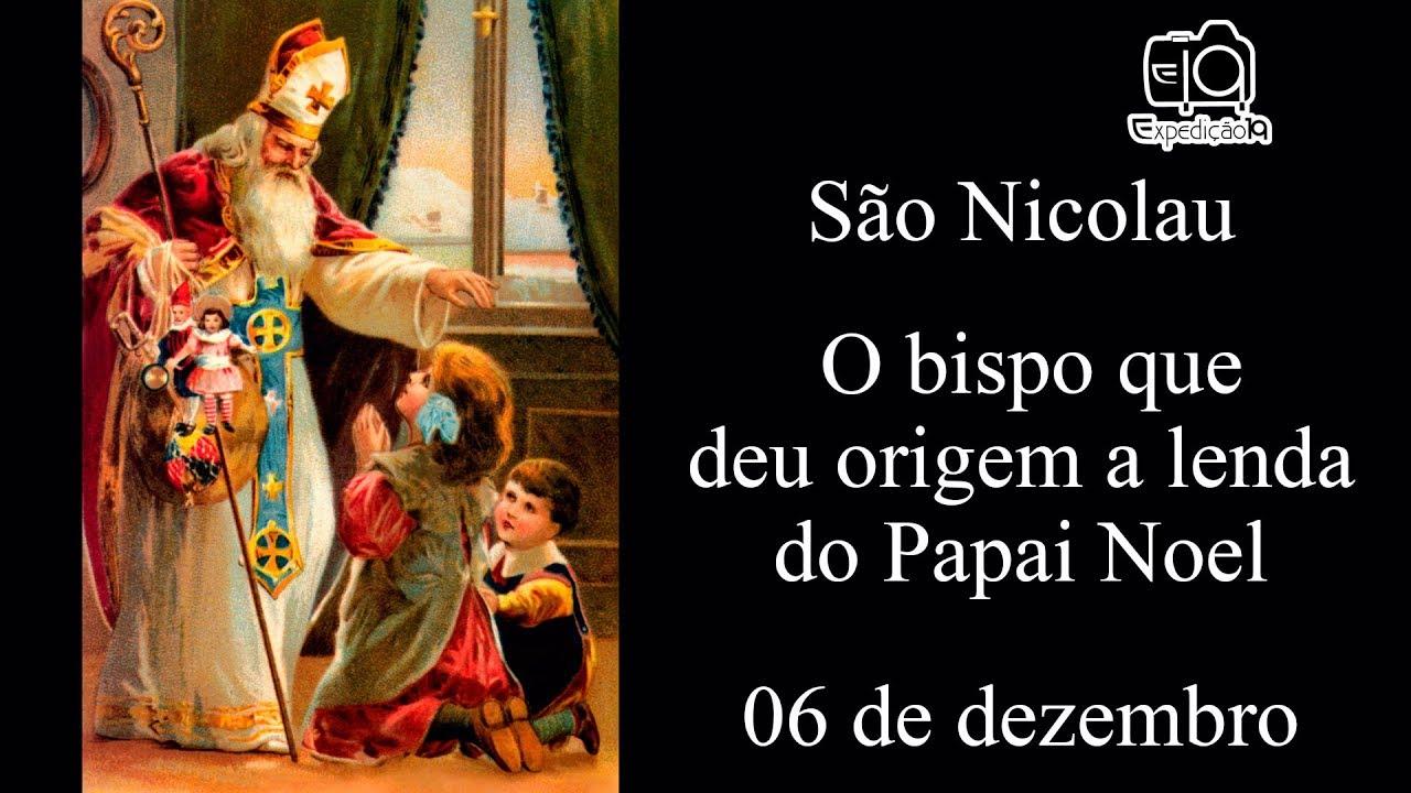 065bd0614524 História de São Nicolau - O bispo que deu origem a lenda do Papai Noel