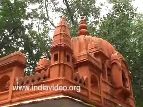 Shiva Temple inside Jhansi Fort, Uttar Pradesh