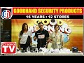 Good Hand Security Products Featured on TV5 Good Morning Club