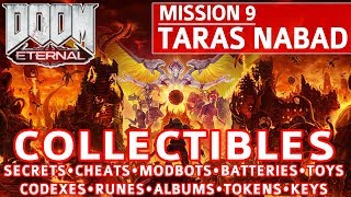 Doom Eternal - Taras Nabad All Collectible Locations (Secrets, Collectibles, Cheats, Upgrades)