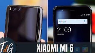 Xiaomi Mi 6, review en español