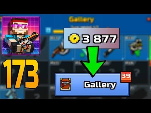 Pixel Gun 3D - Gameplay Walkthrough Part 173 - Spending Coins On Coupons And Gems
