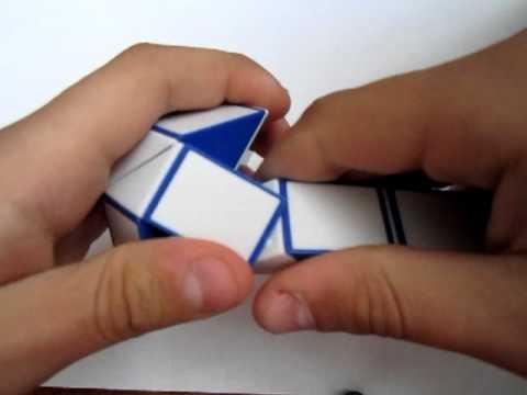 Змейка рубика шар схема