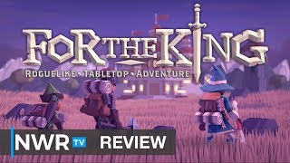 For The King (Nintendo Switch) Review (Video Game Video Review)