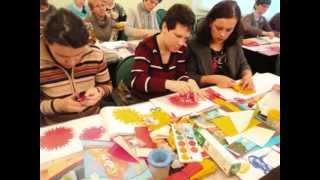 Курсы повышения квалификации воспитателей в г Сегежа 2011год - 1 часть