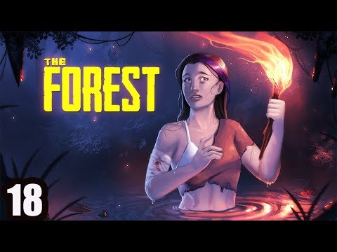 CAVE OF THE BULL MEN | The Forest | 18