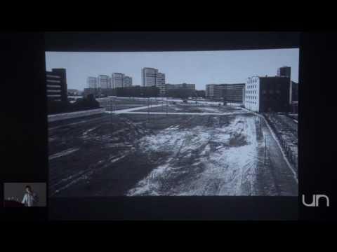 Ciclo de Conferencias de las Artes 2016 #1: Philip Horst, urbanista