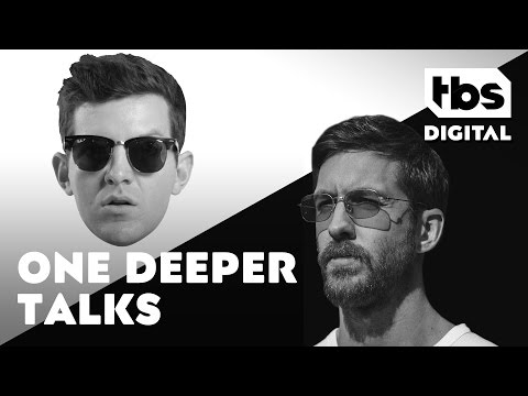 Calvin Harris: Interview | One Deeper Talks | TBS Digital