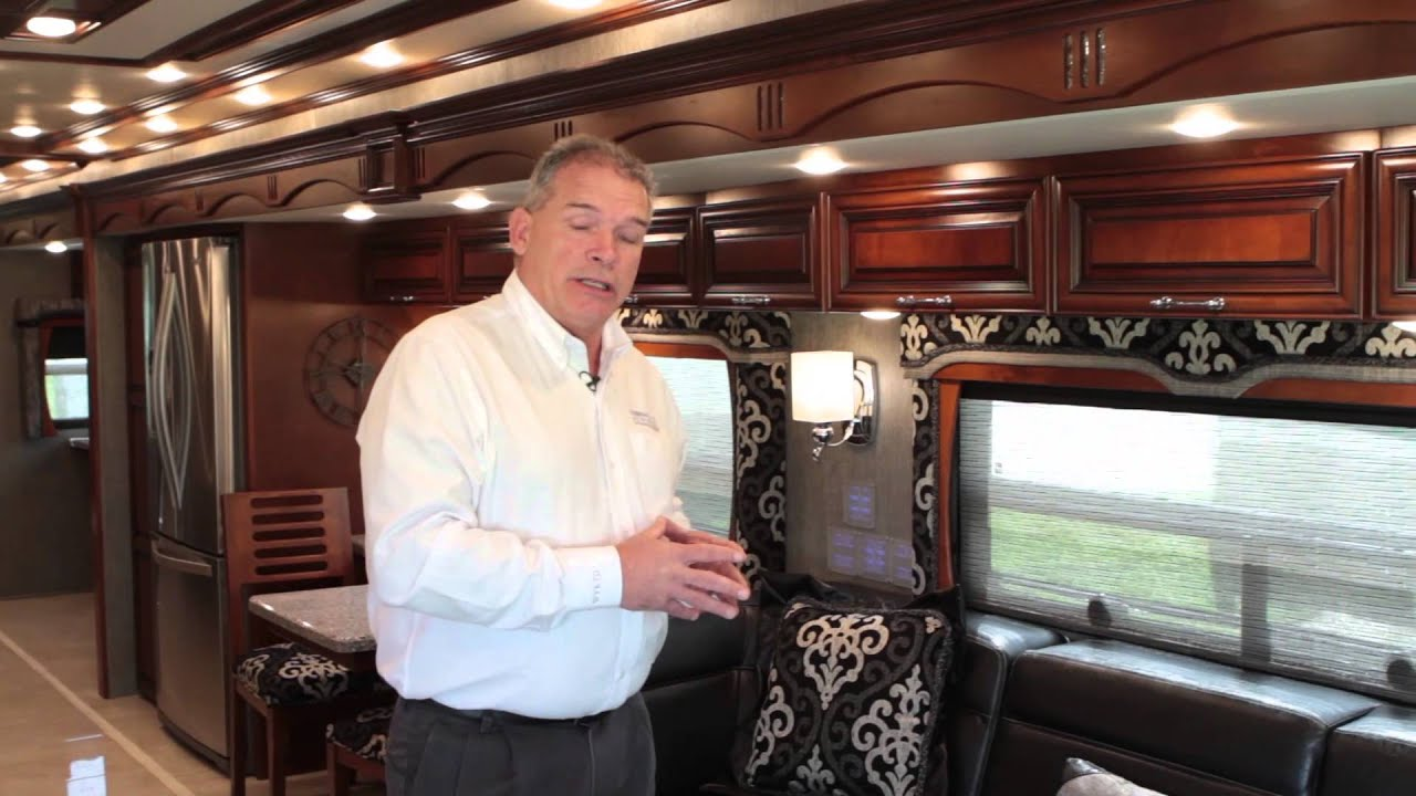 2016 Newmar Mountain Aire Luxury Motor Coach