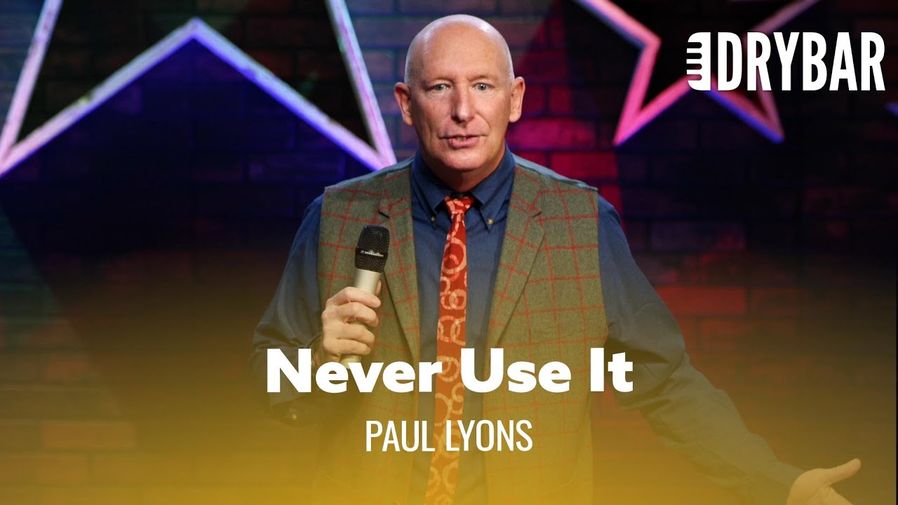 You'll Never Use Algebra Again In Your Life. Paul Lyons