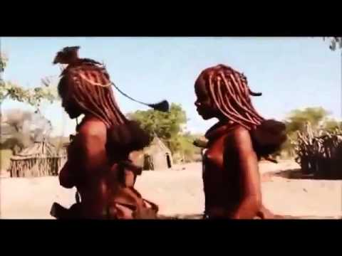 Nude Aboriginal People Himba Tribe Women - Reportage