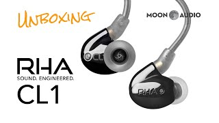 RHA CL1 Ceramic In-Ear Headphone Unboxing