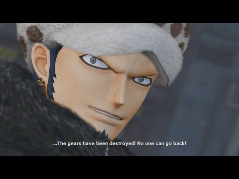 One Piece: Pirate Warriors 3 - Final Chapter Ep 3 (Punk Haza
