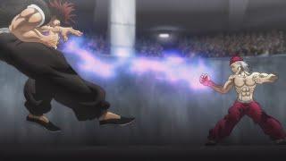Baki (2020)「AMV」- Hanma Yujiro vs Kaku Kaioh