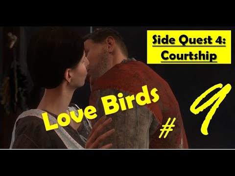 Kingdom Come Deliverance - Courtship | Theresa Full Romance, First Love