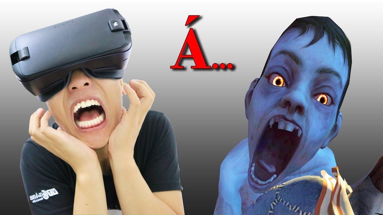 NTN – Thử Chơi Game Kinh Dị 3D ( Gear VR )