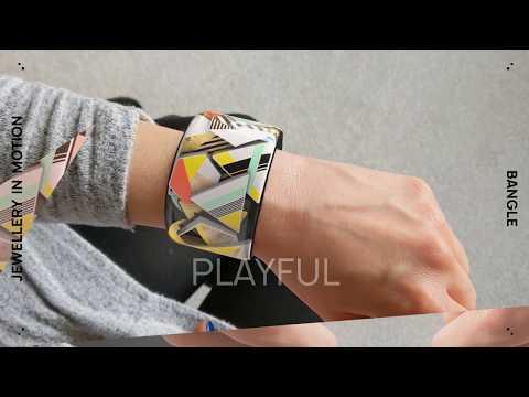 Oggetti Fantastici  0 Bangle Digital Jewellery - Il bracciale che tutti vogliono ma che non esiste
