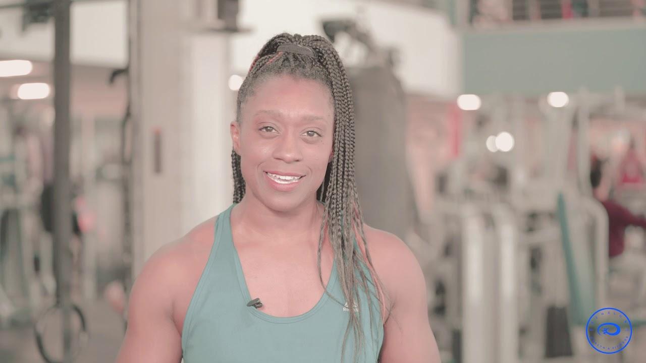 Echelon Health and Fitness, TEAM Spotlight, Crystal Martin