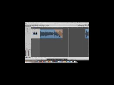 How To - Logic Pro 9 Vinyl/Tape Slowdown Effect - Music Production Tutorial