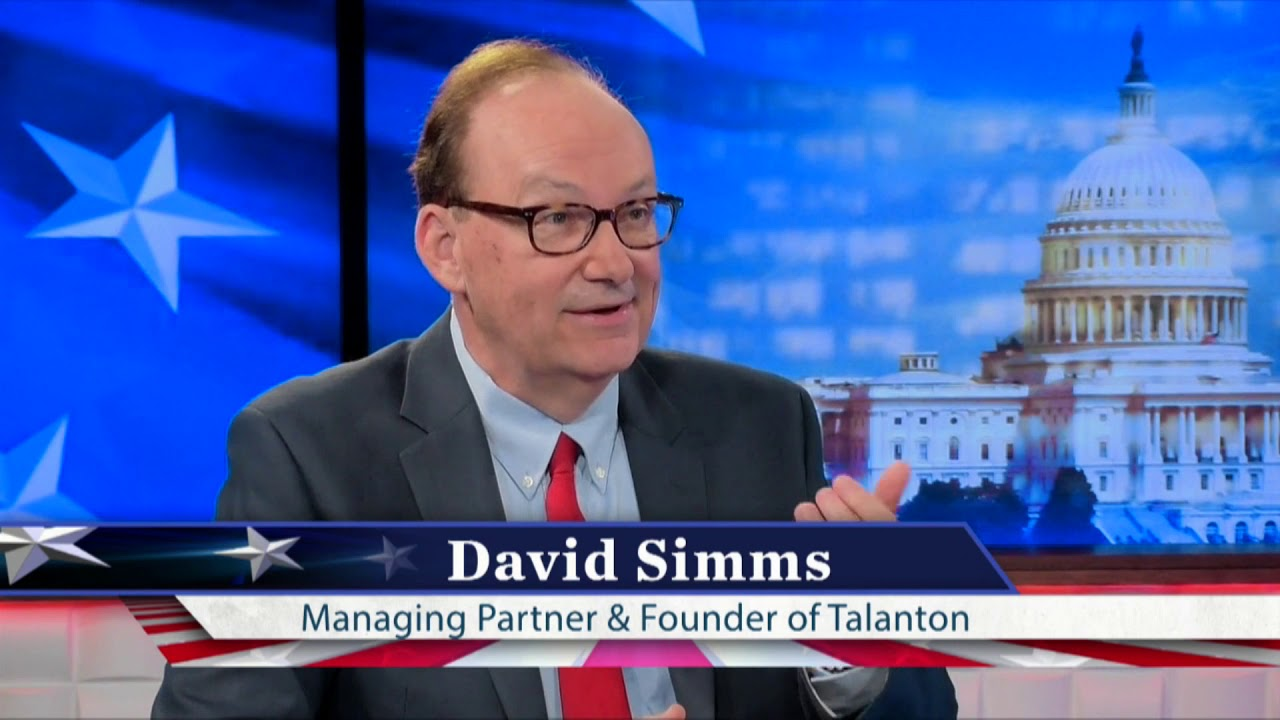 David Simms TV Interview - 1 minute trailer