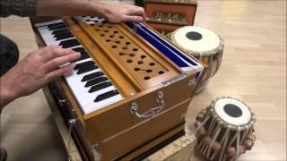 gutes indisches Harmonium in Bochum testen Bildungsurlaube Achtsamkeit Klang Stimme Deutschlandweit