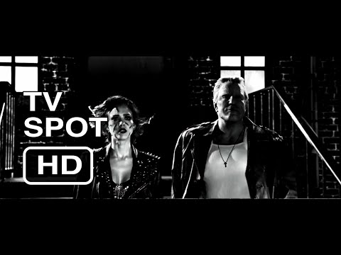 Sin City 2 - A Dame to Kill For 3D - Trailer