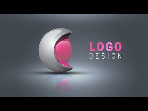 3d Logo Design | In Illustrator Photoshop | Hindi Urdo Tutorial