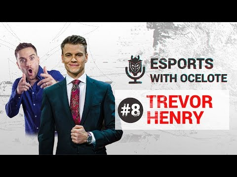 Esports With Ocelote Episode #8 - Ft Trevor 'Quickshot' Henry